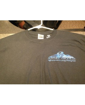 Altitude Sickness T Shirt