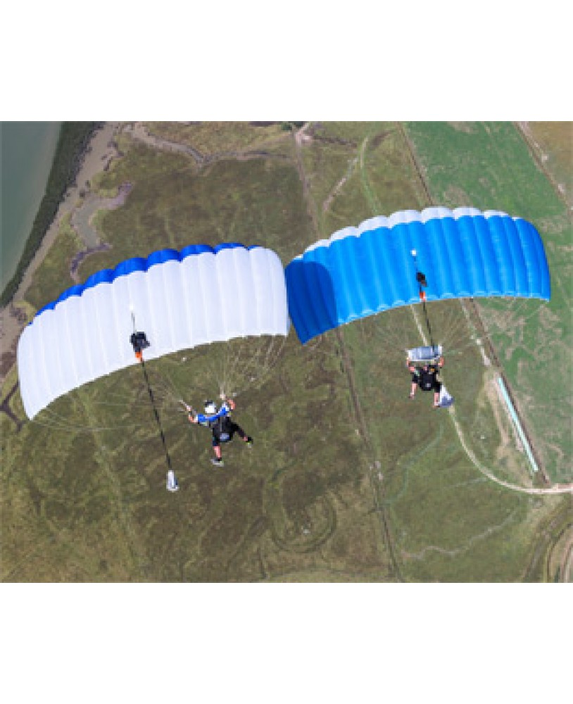 Custom or Stock NZ Aerosports Safire3  sc 1 st  Skying Gear Rental and Sales : custom parachute canopy - memphite.com